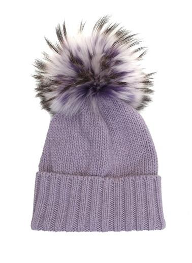 Inverni Şapka Lila